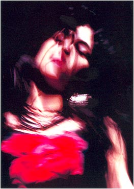 Neyde Lantyer- portrait