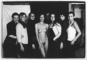 Wanda Michalak - Models and Students in Warsaw